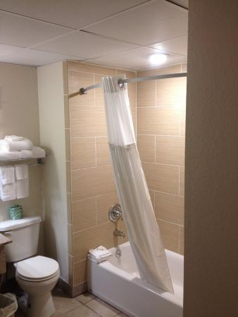 Baymont by Wyndham Branson - On the Strip: Bathroom remodeled!