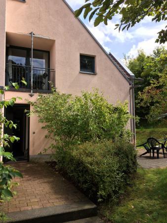 Hotel Gersfelder Hof: Appartement begane grond