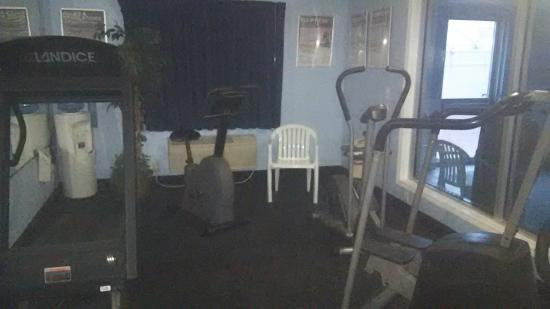 Baymont Inn & Suites South Haven: Fitness center