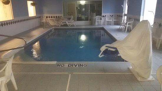 Baymont Inn & Suites South Haven: Pool