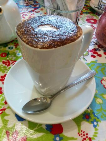 Broughton Delicatessen and Cafe: Mocha