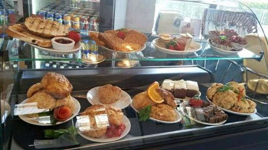 The Brown Sugar Lounge: Local coffee shop, selling home made food