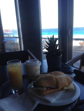 Four Season Colorado Hotel: Формально это завтрак но получить можно в любое время (24 ч)