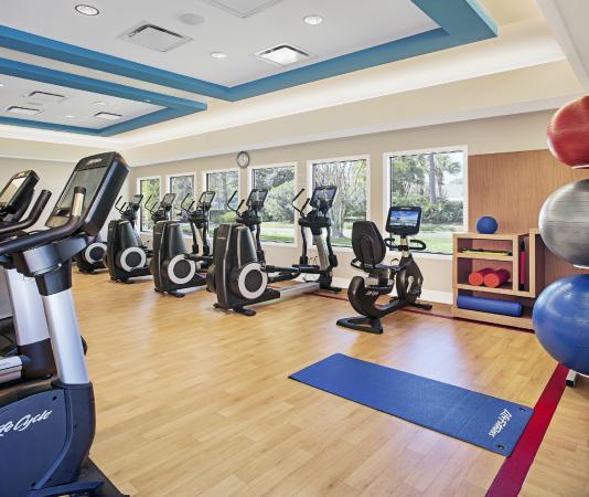 Sheraton Vistana Resort - Lake Buena Vista: Workout