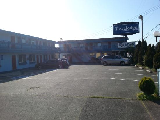 Travelodge Crescent City: Great location Great value-Pleasant and quiet