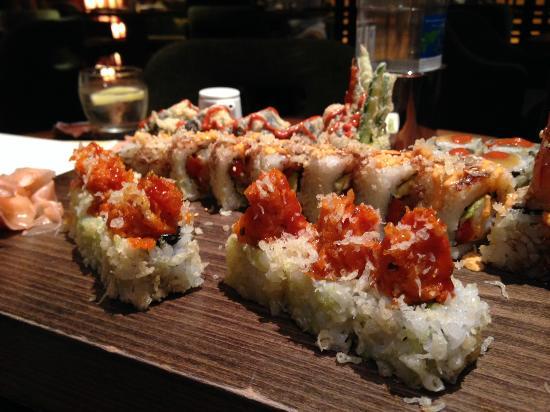 Nozomi: sushi