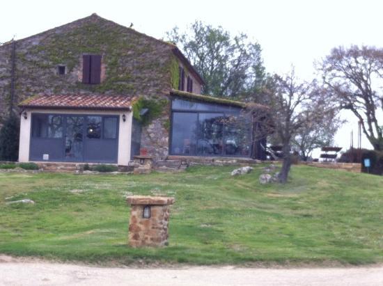 Azienda Agrituristica Le Macchie Alte : Ristorante