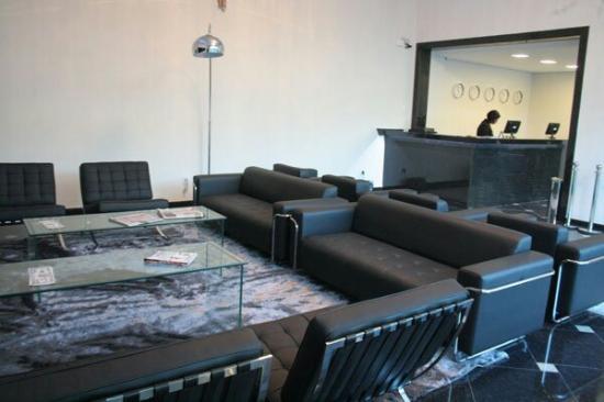Oscar Hotel Executive: Da recepção aos aposentos, tudo bem cuidado, limpo e excelente