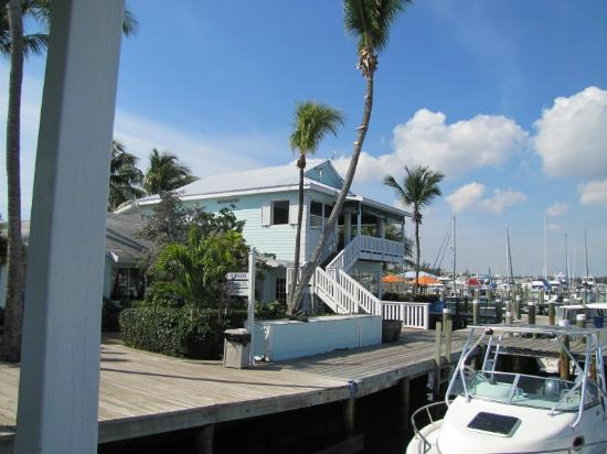 Conch Inn Hotel and Marina: Overall it was a good way to start and end our trip.