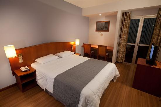 Hotel Moncloa: Quarto