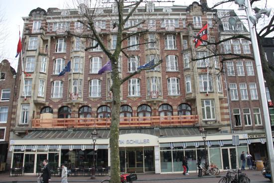 Centro de rembrandtplein picture of nh amsterdam for Amsterdam hotel centro