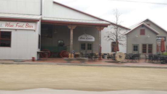 Tin Mill Restaurant on 1st Street