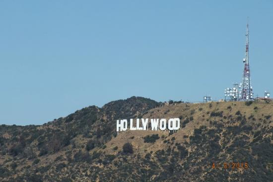 City Sightseeing Los Angeles: Hollywood Hills