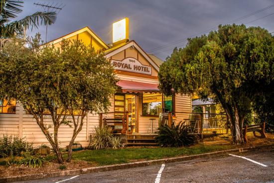 Kalbar, أستراليا: The Royal Hotel Kalbar