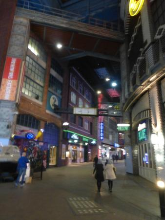The Printworks: .......
