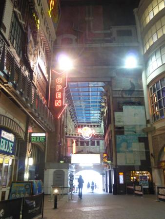 The Printworks: .............