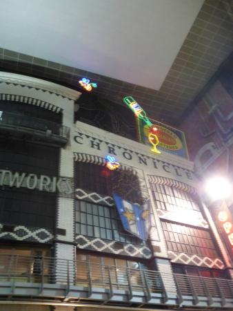The Printworks: ...........