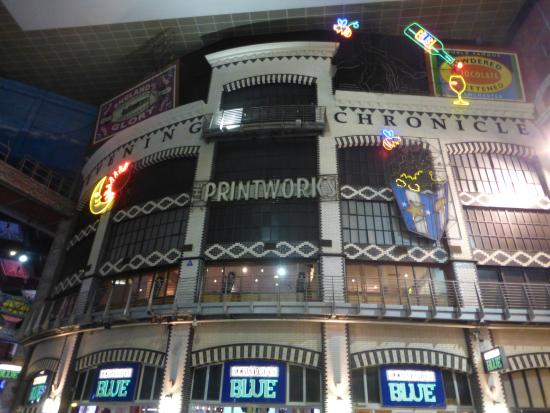 The Printworks: ..........