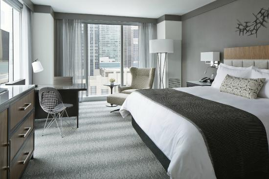 Downtown Chicago Hotels With Free Parking And Breakfast