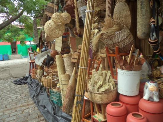 Adesivos Para Onibus De Turismo ~ Trabalhos em palha para decoraç u00e3o Foto de Mercado do Artesanato, Maceió TripAdvisor