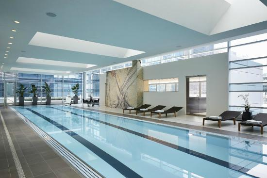 Loews Chicago Hotel Indoor Pool