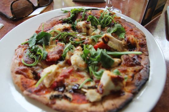 Marion Bay Tavern: Pizza