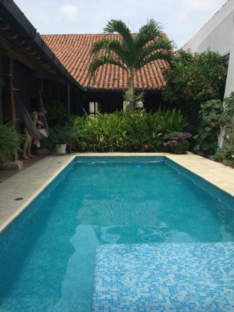 Bioma Boutique Hotel Mompox: pool