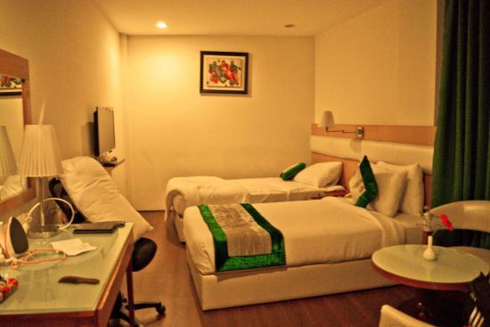Hotel Ramhan Palace, Mahipalpur: Номер