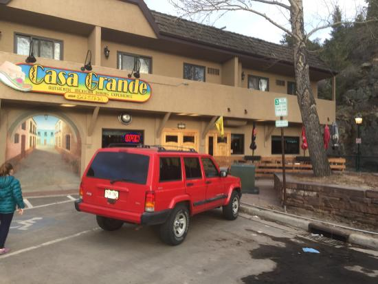 Casa Grande Mexican Restaurant: Casa grande