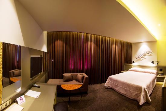 Amur Hotel: Номер DELUXE