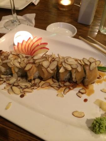 "Wildfish: The special ""Almond Joy. """