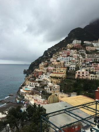 Residence Alcione: View from balcony