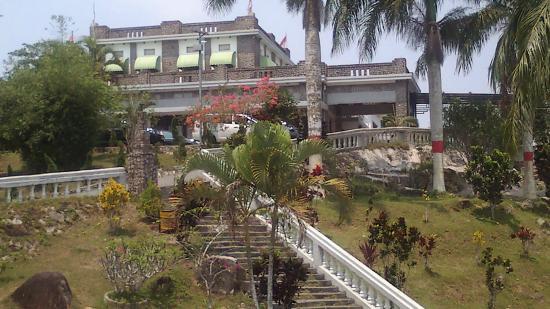 Bukit Menumbing, Kota Muntok Kab. Bangka Barat