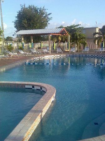 Mojacasabe Vacational Center : piscina