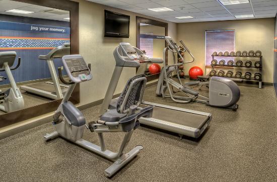 Hampton Inn & Suites Destin-Sandestin: Guest Fitness Room
