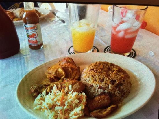 Yamwits Lodge : Perfect lunch