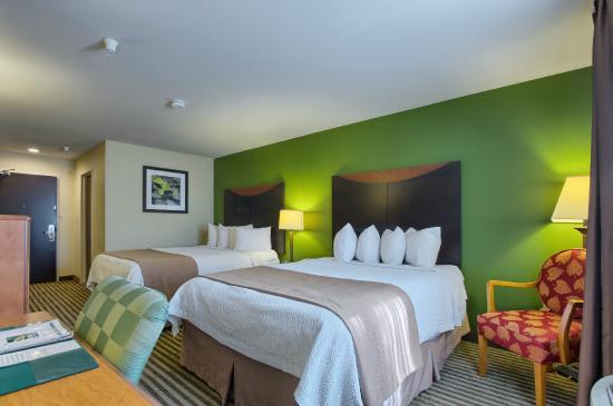 Quality Inn & Suites Birmingham Highway 280 : Double