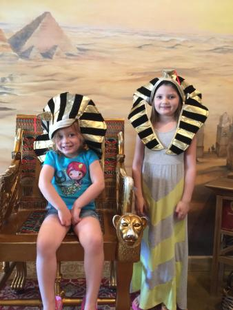 Tomb Egyptian Adventure : The Egyptian Queen's