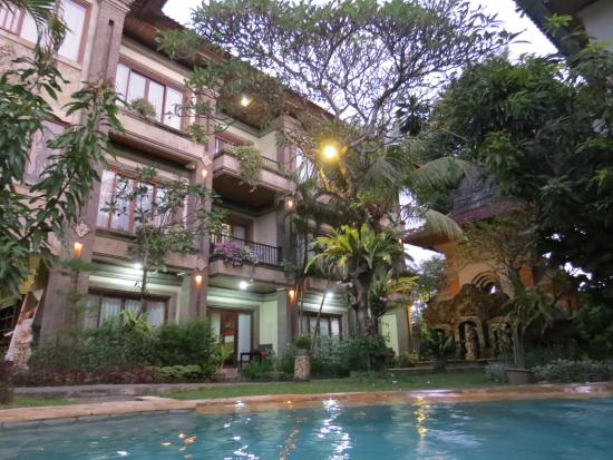 Karma Royal Sanur Very Picturesque Bali Style Hotel