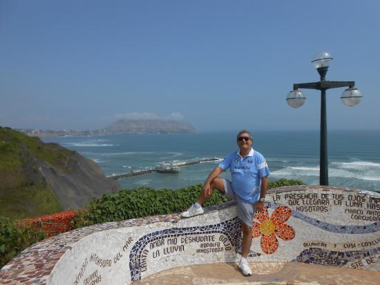 qp Hotels Lima: Parque del amor