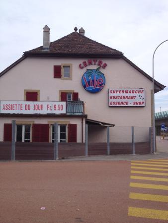 Boudry, Schweiz: Esterno locale