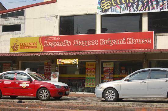 Legend's Claypot Briyani House