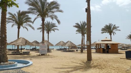 Palmera Beach Resort: Beach view