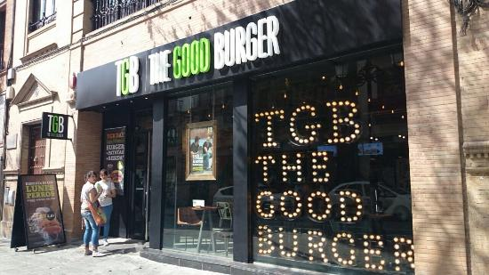imagen TGB - The Good Burger - La Campana en Sevilla