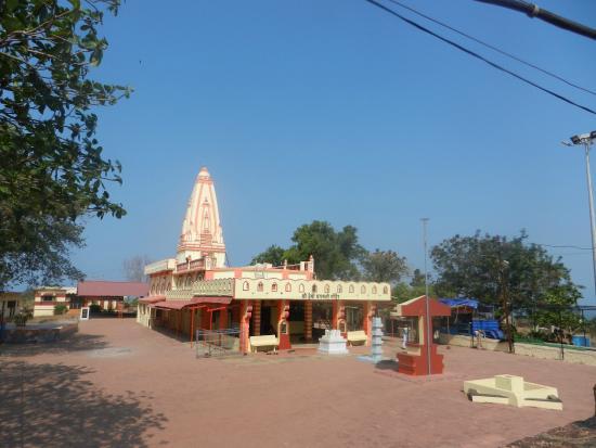 Ganapatipule Beach : Ganapatipule Temple