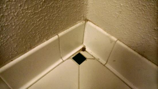 La Quinta Inn Merrillville: bathroom floor #2