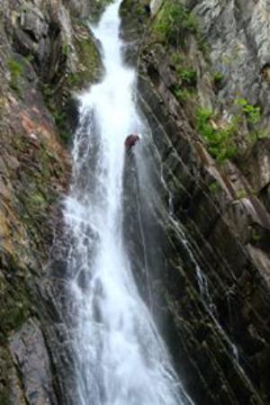 Canyoning Scotland
