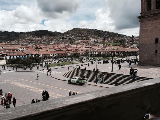 Plaza de armas huacaypata picture of plaza de armas cusco