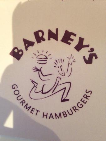 Barney's Gourmet Hamburgers : Quick fix