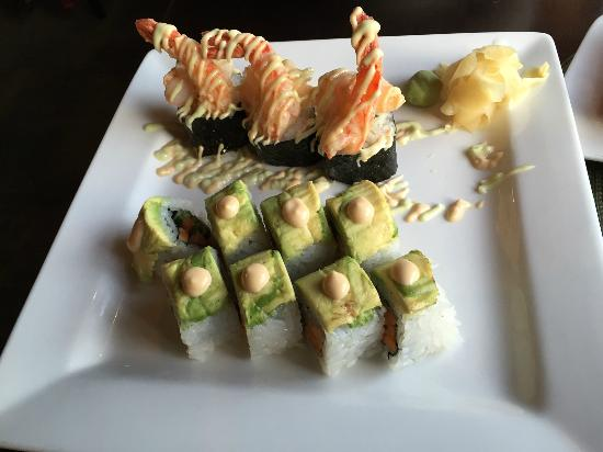 Wild Orchid Bistro & Sushi Lounge: Sushi Extraordinaire